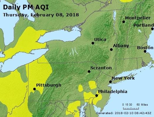 Peak Particles PM2.5 (24-hour) - https://files.airnowtech.org/airnow/2018/20180208/peak_pm25_ny_pa_nj.jpg
