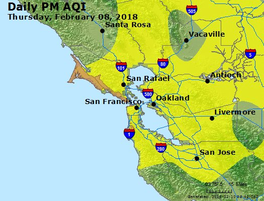 Peak Particles PM2.5 (24-hour) - https://files.airnowtech.org/airnow/2018/20180208/peak_pm25_sanfrancisco_ca.jpg