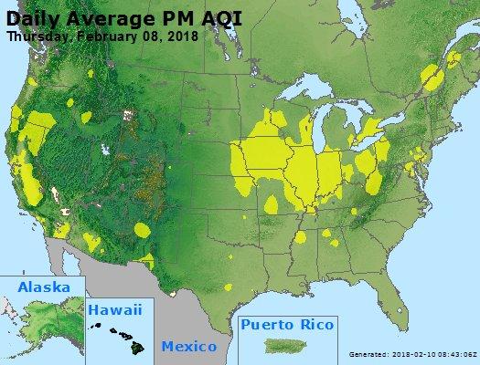Peak Particles PM2.5 (24-hour) - https://files.airnowtech.org/airnow/2018/20180208/peak_pm25_usa.jpg