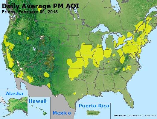 Peak Particles PM2.5 (24-hour) - https://files.airnowtech.org/airnow/2018/20180209/peak_pm25_usa.jpg
