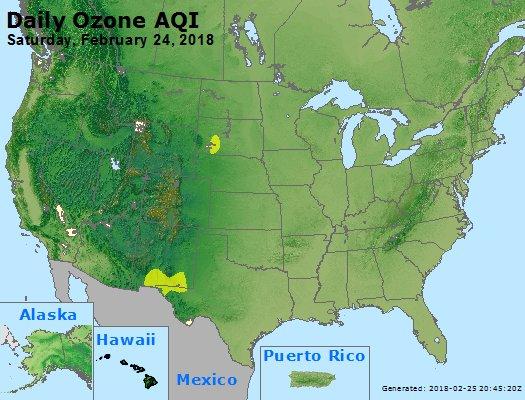 Peak Ozone (8-hour) - https://files.airnowtech.org/airnow/2018/20180224/peak_o3_usa.jpg