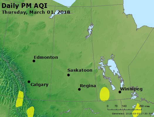 Peak Particles PM2.5 (24-hour) - https://files.airnowtech.org/airnow/2018/20180301/peak_pm25_central_canada.jpg