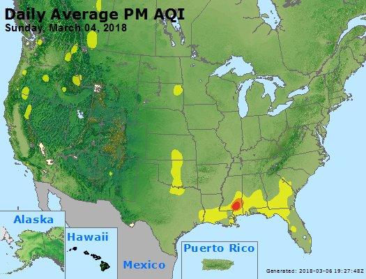 Peak Particles PM2.5 (24-hour) - https://files.airnowtech.org/airnow/2018/20180304/peak_pm25_usa.jpg