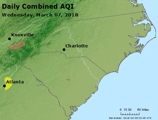 Peak AQI - https://files.airnowtech.org/airnow/2018/20180307/peak_aqi_nc_sc.jpg