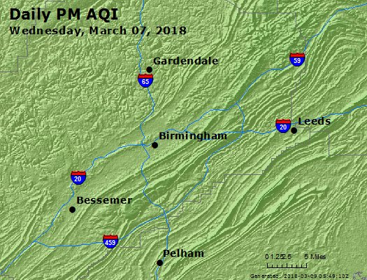 Peak Particles PM2.5 (24-hour) - https://files.airnowtech.org/airnow/2018/20180307/peak_pm25_birmingham_al.jpg