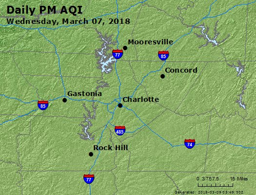 Peak Particles PM2.5 (24-hour) - https://files.airnowtech.org/airnow/2018/20180307/peak_pm25_charlotte_nc.jpg