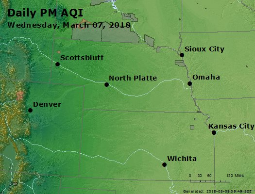 Peak Particles PM2.5 (24-hour) - https://files.airnowtech.org/airnow/2018/20180307/peak_pm25_ne_ks.jpg