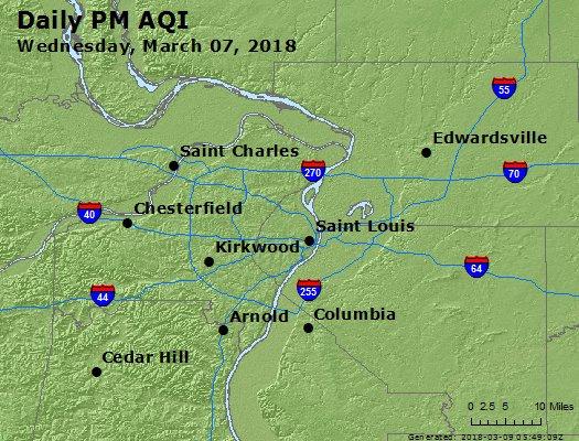 Peak Particles PM2.5 (24-hour) - https://files.airnowtech.org/airnow/2018/20180307/peak_pm25_stlouis_mo.jpg