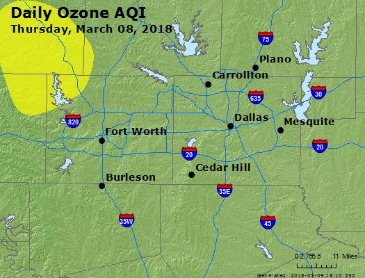 Peak Ozone (8-hour) - https://files.airnowtech.org/airnow/2018/20180308/peak_o3_dallas_tx.jpg
