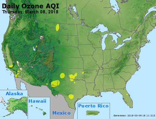 Peak Ozone (8-hour) - https://files.airnowtech.org/airnow/2018/20180308/peak_o3_usa.jpg