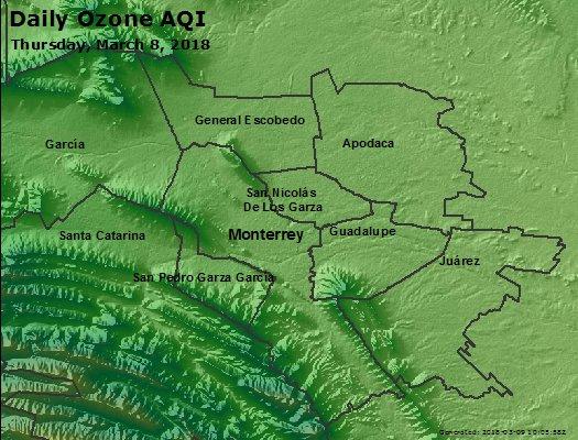 Peak Ozone (Mexico) - https://files.airnowtech.org/airnow/2018/20180308/peak_ozone_monterrey.jpg