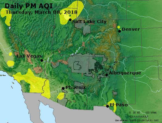 Peak Particles PM2.5 (24-hour) - https://files.airnowtech.org/airnow/2018/20180308/peak_pm25_co_ut_az_nm.jpg