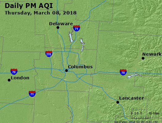 Peak Particles PM2.5 (24-hour) - https://files.airnowtech.org/airnow/2018/20180308/peak_pm25_columbus_oh.jpg