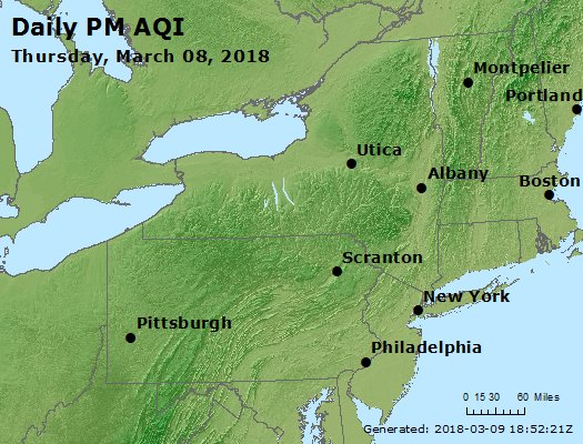 Peak Particles PM2.5 (24-hour) - https://files.airnowtech.org/airnow/2018/20180308/peak_pm25_ny_pa_nj.jpg