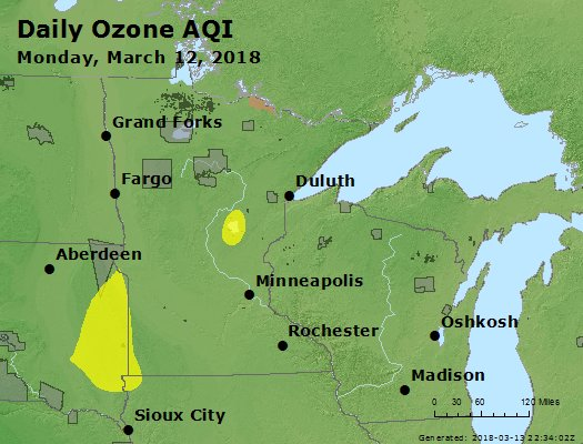Peak Ozone (8-hour) - https://files.airnowtech.org/airnow/2018/20180312/peak_o3_mn_wi.jpg