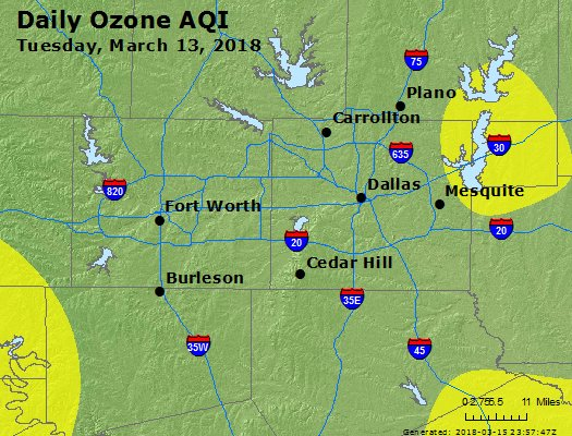 Peak Ozone (8-hour) - https://files.airnowtech.org/airnow/2018/20180313/peak_o3_dallas_tx.jpg