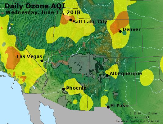 Peak Ozone (8-hour) - https://files.airnowtech.org/airnow/2018/20180613/peak_o3_co_ut_az_nm.jpg