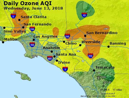 Peak Ozone (8-hour) - https://files.airnowtech.org/airnow/2018/20180613/peak_o3_losangeles_ca.jpg