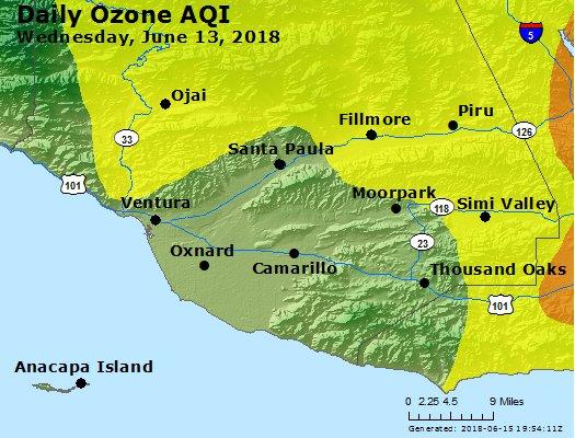 Peak Ozone (8-hour) - https://files.airnowtech.org/airnow/2018/20180613/peak_o3_ventura.jpg
