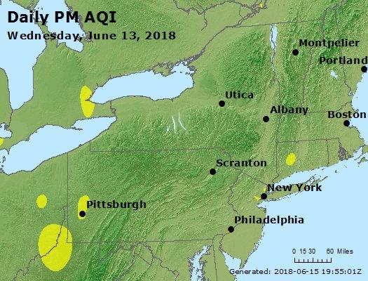 Peak Particles PM2.5 (24-hour) - https://files.airnowtech.org/airnow/2018/20180613/peak_pm25_ny_pa_nj.jpg