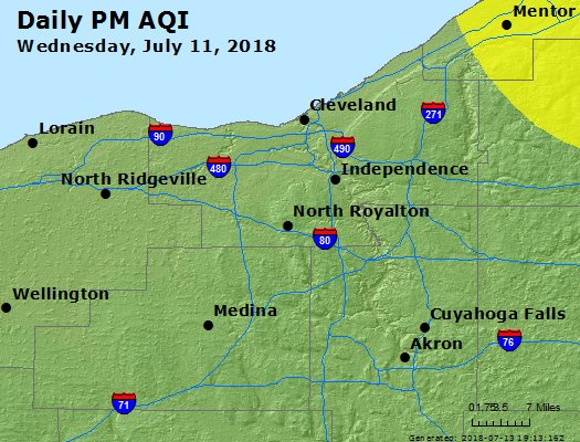 Peak Particles PM2.5 (24-hour) - https://files.airnowtech.org/airnow/2018/20180711/peak_pm25_cleveland_oh.jpg