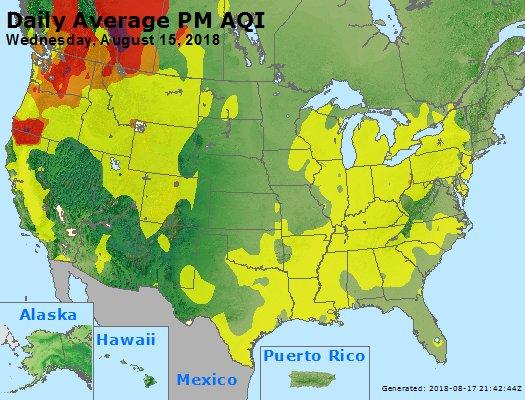 Peak Particles PM2.5 (24-hour) - https://files.airnowtech.org/airnow/2018/20180815/peak_pm25_usa.jpg