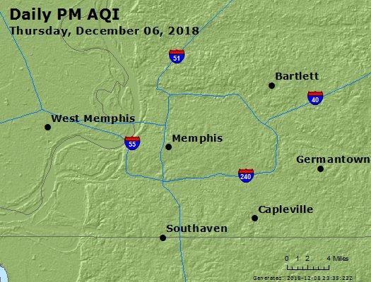 Peak Particles PM2.5 (24-hour) - https://files.airnowtech.org/airnow/2018/20181206/peak_pm25_memphis_tn.jpg