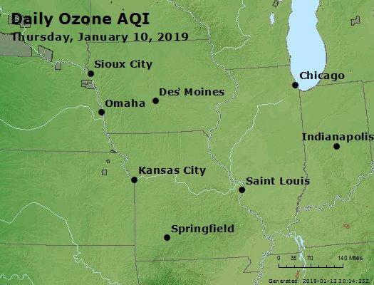 Peak Ozone (8-hour) - https://files.airnowtech.org/airnow/2019/20190110/peak_o3_ia_il_mo.jpg