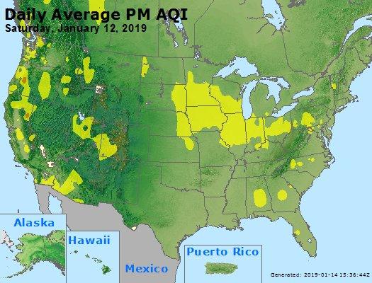 Peak Particles PM2.5 (24-hour) - https://files.airnowtech.org/airnow/2019/20190112/peak_pm25_usa.jpg