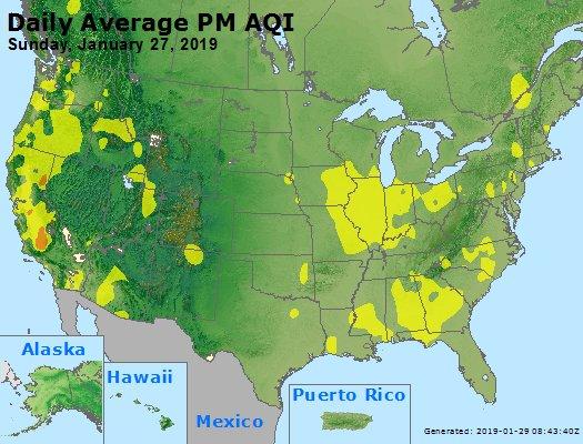 Peak Particles PM2.5 (24-hour) - https://files.airnowtech.org/airnow/2019/20190127/peak_pm25_usa.jpg
