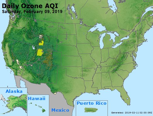 Peak Ozone (8-hour) - https://files.airnowtech.org/airnow/2019/20190209/peak_o3_usa.jpg