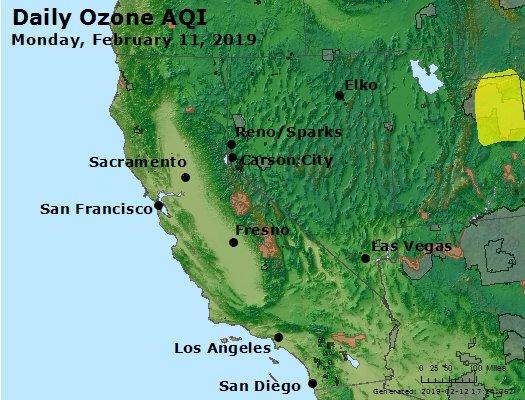 Peak Ozone (8-hour) - https://files.airnowtech.org/airnow/2019/20190211/peak_o3_ca_nv.jpg