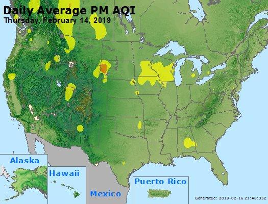 Peak Particles PM2.5 (24-hour) - https://files.airnowtech.org/airnow/2019/20190214/peak_pm25_usa.jpg