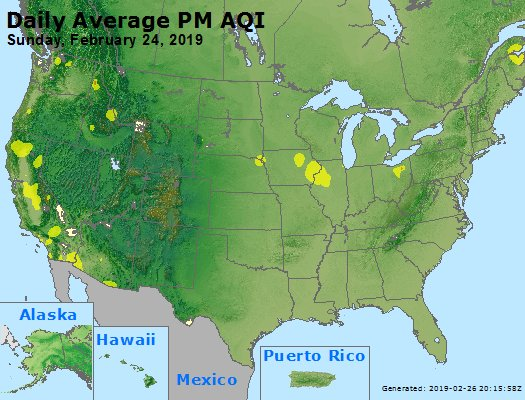 Peak Particles PM2.5 (24-hour) - https://files.airnowtech.org/airnow/2019/20190224/peak_pm25_usa.jpg