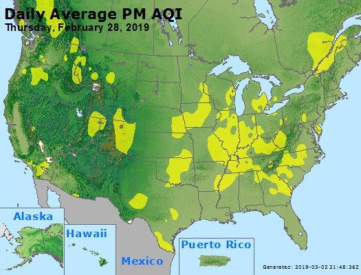 Peak Particles PM2.5 (24-hour) - https://files.airnowtech.org/airnow/2019/20190228/peak_pm25_usa.jpg