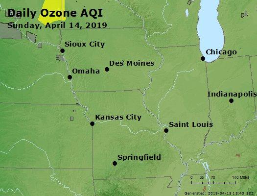 Peak Ozone (8-hour) - https://files.airnowtech.org/airnow/2019/20190414/peak_o3_ia_il_mo.jpg