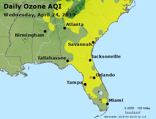 Peak Ozone (8-hour) - https://files.airnowtech.org/airnow/2019/20190424/peak_o3_al_ga_fl.jpg
