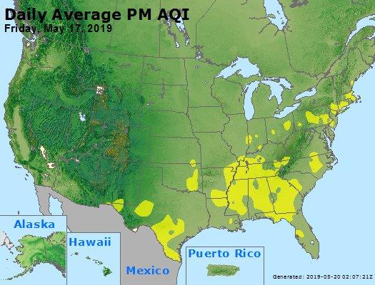 Peak Particles PM2.5 (24-hour) - https://files.airnowtech.org/airnow/2019/20190517/peak_pm25_usa.jpg
