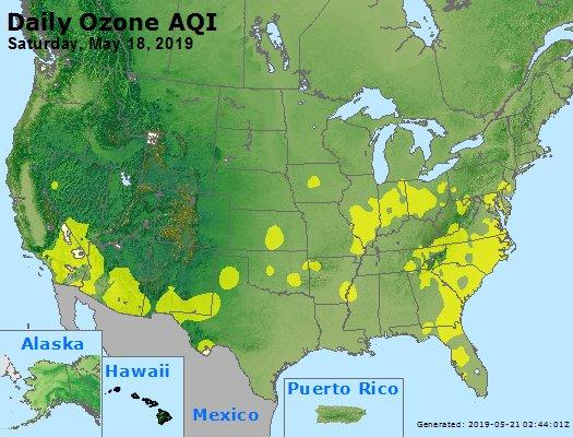 Peak Ozone (8-hour) - https://files.airnowtech.org/airnow/2019/20190518/peak_o3_usa.jpg