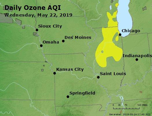 Peak Ozone (8-hour) - https://files.airnowtech.org/airnow/2019/20190522/peak_o3_ia_il_mo.jpg