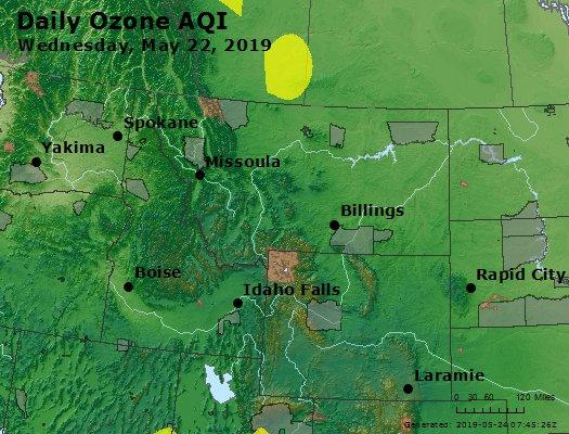 Peak Ozone (8-hour) - https://files.airnowtech.org/airnow/2019/20190522/peak_o3_mt_id_wy.jpg