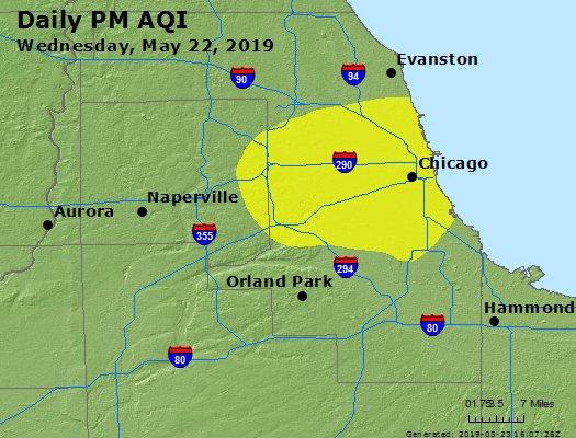 Peak Particles PM2.5 (24-hour) - https://files.airnowtech.org/airnow/2019/20190522/peak_pm25_chicago_il.jpg