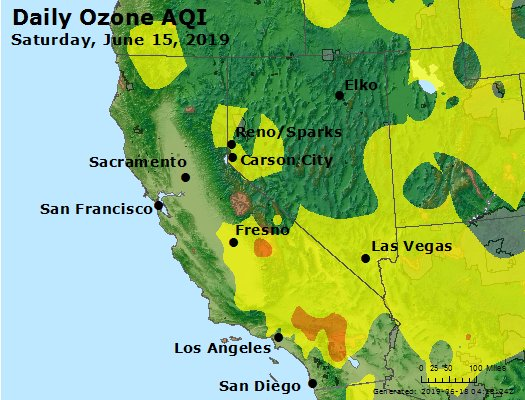 Peak Ozone (8-hour) - https://files.airnowtech.org/airnow/2019/20190615/peak_o3_ca_nv.jpg