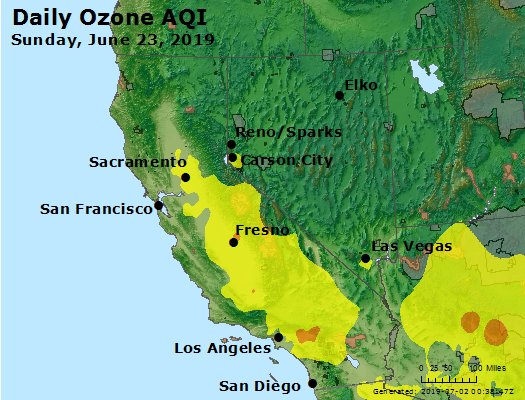 Peak Ozone (8-hour) - https://files.airnowtech.org/airnow/2019/20190623/peak_o3_ca_nv.jpg