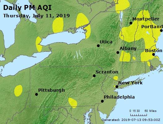 Peak Particles PM2.5 (24-hour) - https://files.airnowtech.org/airnow/2019/20190711/peak_pm25_ny_pa_nj.jpg