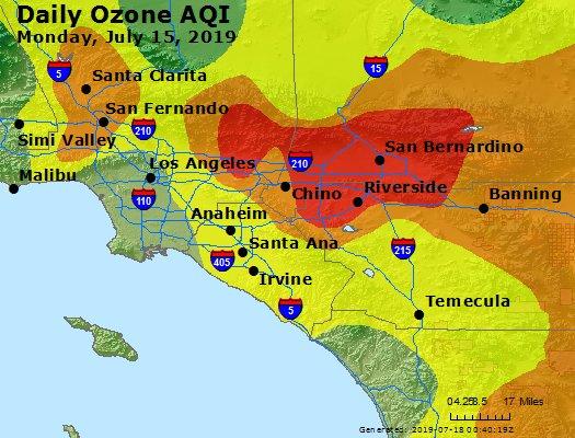 Peak Ozone (8-hour) - https://files.airnowtech.org/airnow/2019/20190715/peak_o3_losangeles_ca.jpg