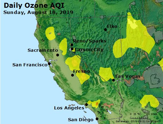 Peak Ozone (8-hour) - https://files.airnowtech.org/airnow/2019/20190818/peak_o3_ca_nv.jpg