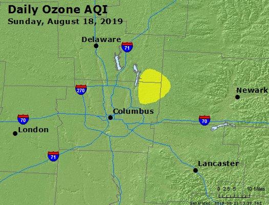 Peak Ozone (8-hour) - https://files.airnowtech.org/airnow/2019/20190818/peak_o3_columbus_oh.jpg