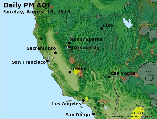 Peak Particles PM2.5 (24-hour) - https://files.airnowtech.org/airnow/2019/20190818/peak_pm25_ca_nv.jpg