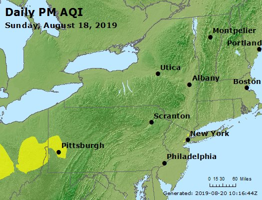 Peak Particles PM2.5 (24-hour) - https://files.airnowtech.org/airnow/2019/20190818/peak_pm25_ny_pa_nj.jpg